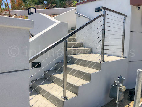 railing porch