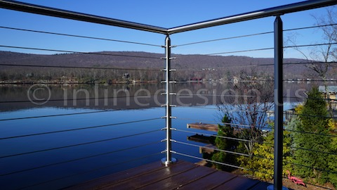 stainless steel cable railing new jersey