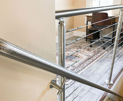 cable guard rail