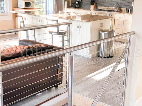 cable guardrail systems