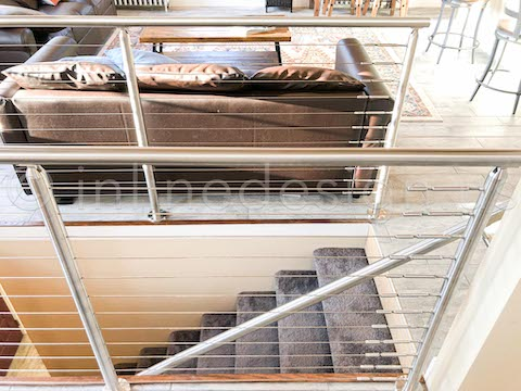 railing stainless steel cable