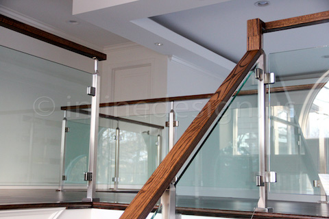 glass railing clamp