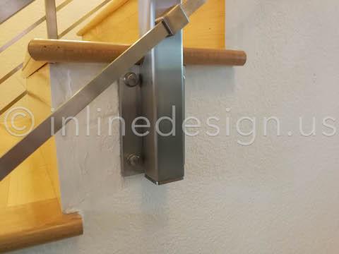 fascia bracket zoom side mount