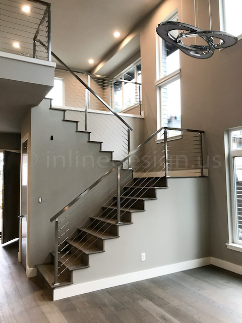 cable railing home