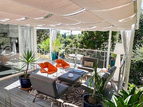 Beautiful Deck Railing Exterior
