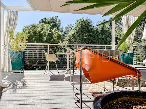 patio cable railing system