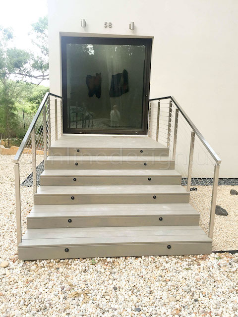 cable railing residential
