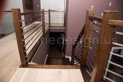 bar railing system