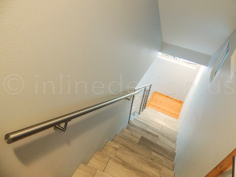 Composite And Cable Deck Railings