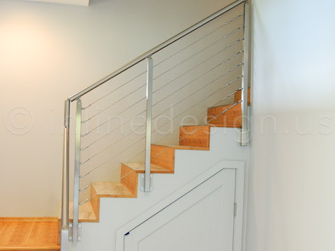 stainless cable railing systems