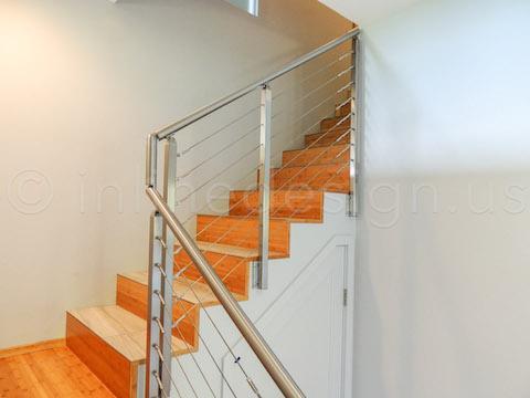 Standard Portico Handrails