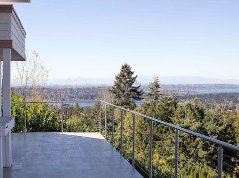 cable railing bellevue