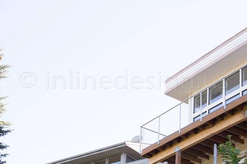 cable railing deck