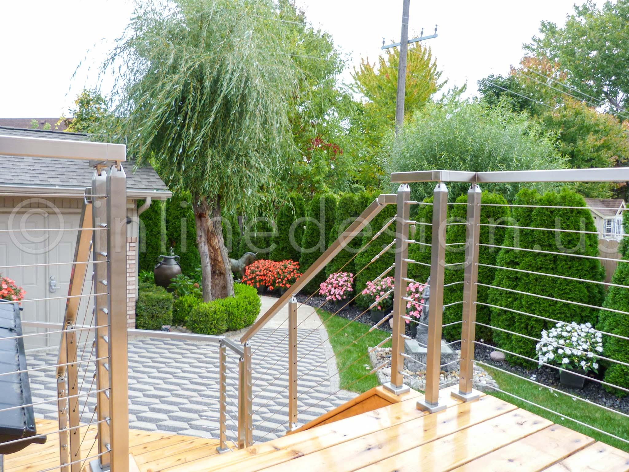 railing railings