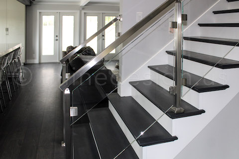 elevatiion stairs