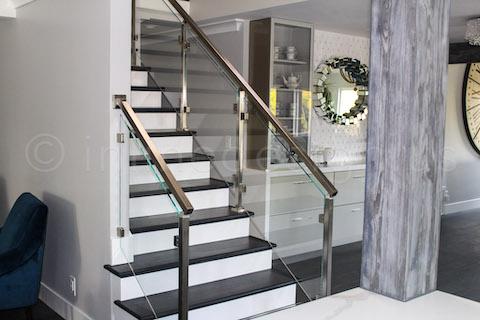 kitchen railing