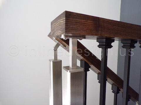 Combination Railing Zoom