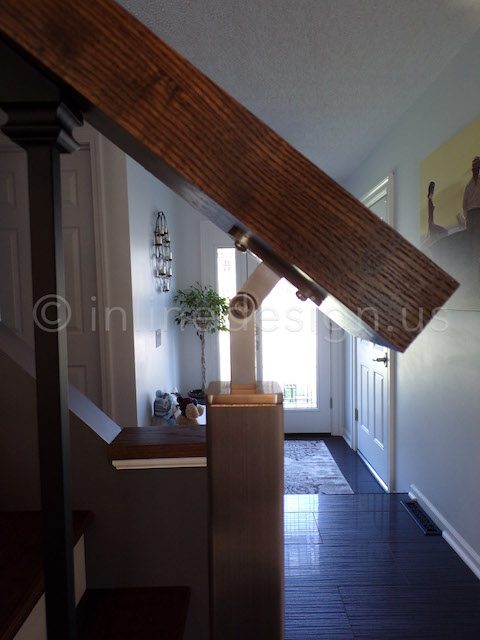 Wood Handrail Bracket
