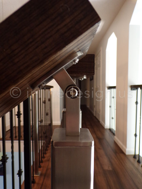 Wood Handrail Zoom