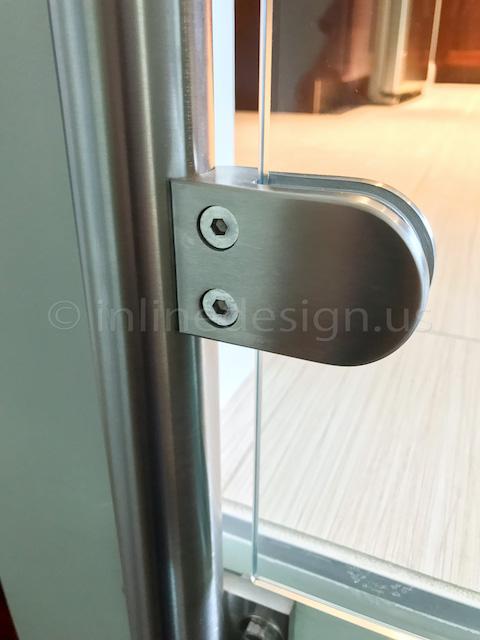 glass railing screws