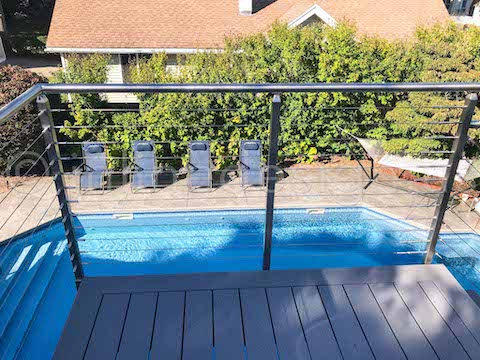 bannister railing