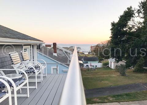 deck railing code