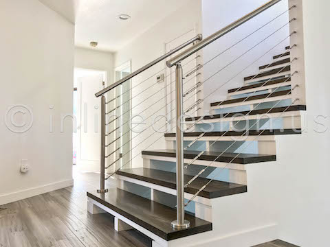 beautiful staircase railing