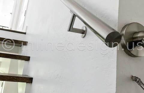 end cap handrail