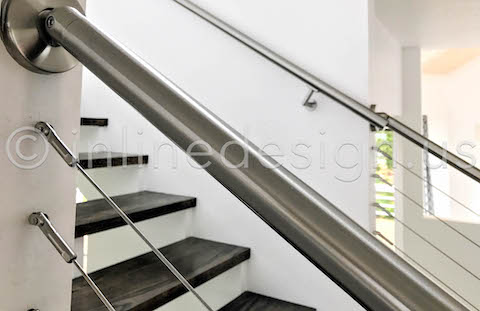 pivot flange zoom stairs