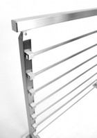 stainless steel bar system railing