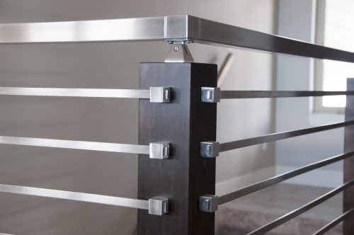 stainless steel bar railing bracket