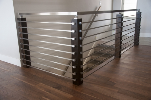 stainless steel bar railing endcap