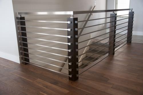 stainless steel bar railing endcap