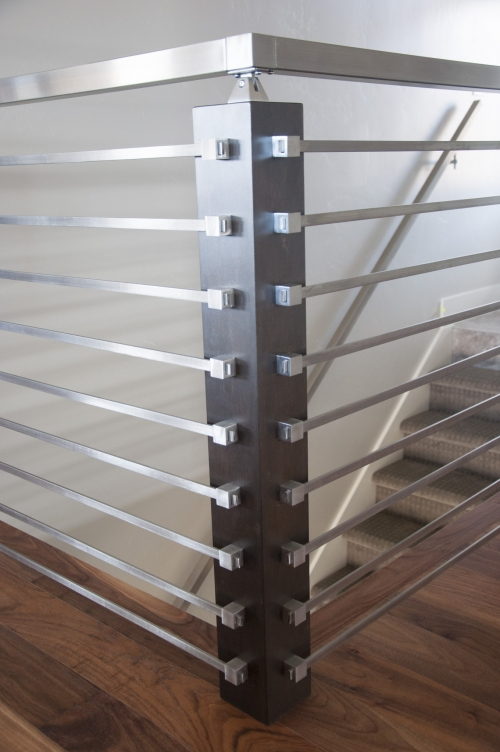 stainless steel bar railing handrail