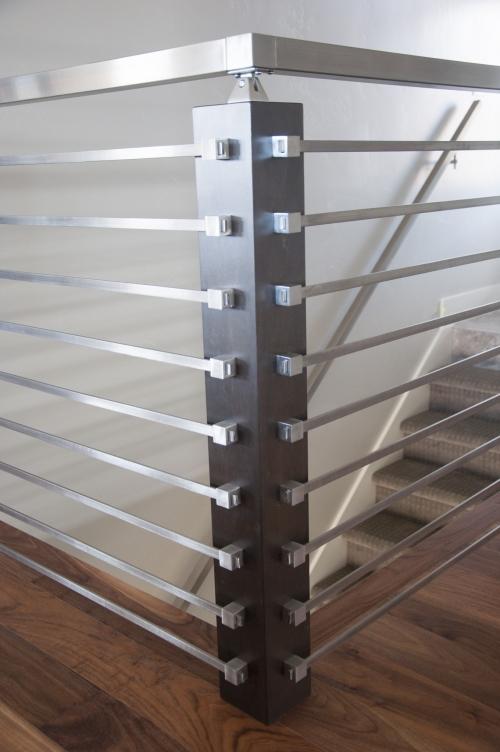 stainless steel bar railing handrail
