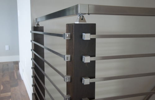 stainless steel bar railing remodelling