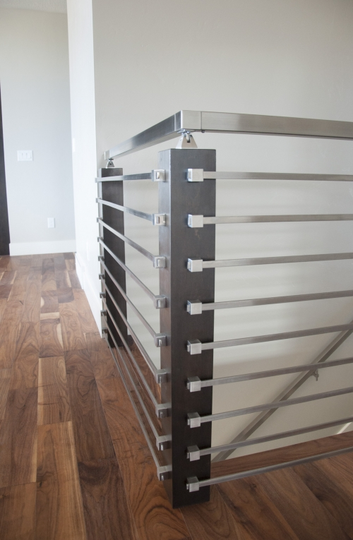 stainless steel bar railing safety