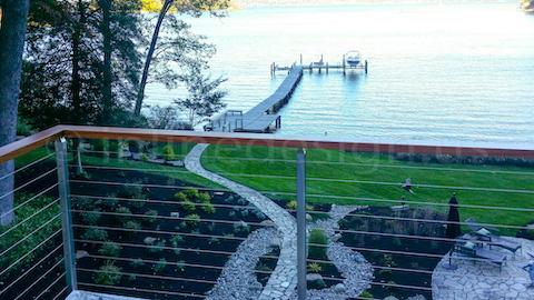 dock railing