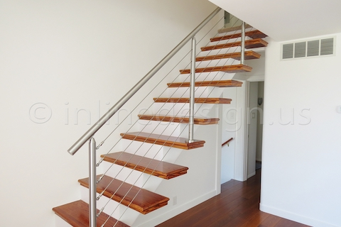 stainless steel cable railing