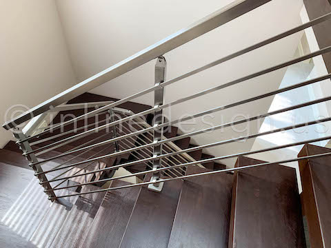 Beautiful Stair Bar Railing