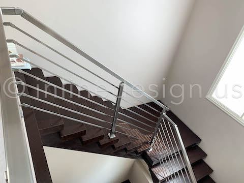 Railing Wall Connection Bar