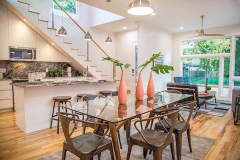 kitchen stair