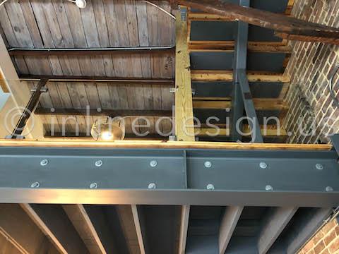 below view loft railing