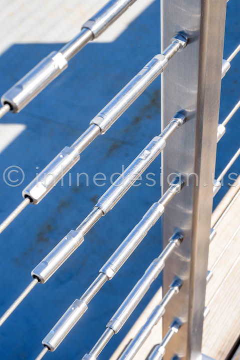 cable railing zoom square
