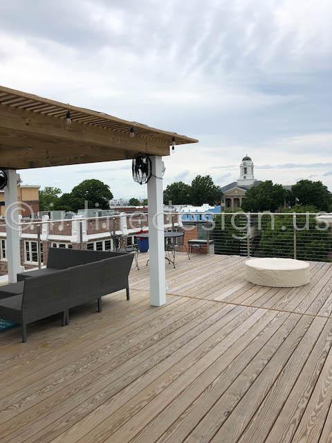 deck railing beautiful