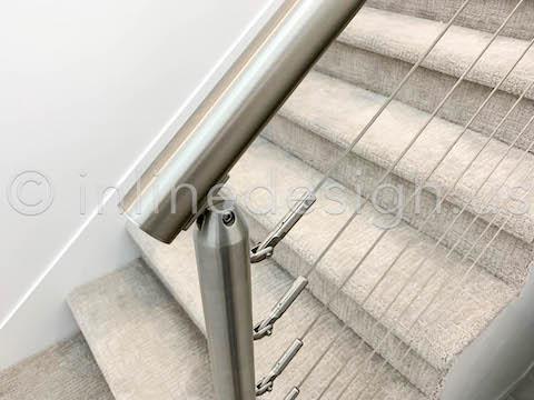 zoom handrail end cap